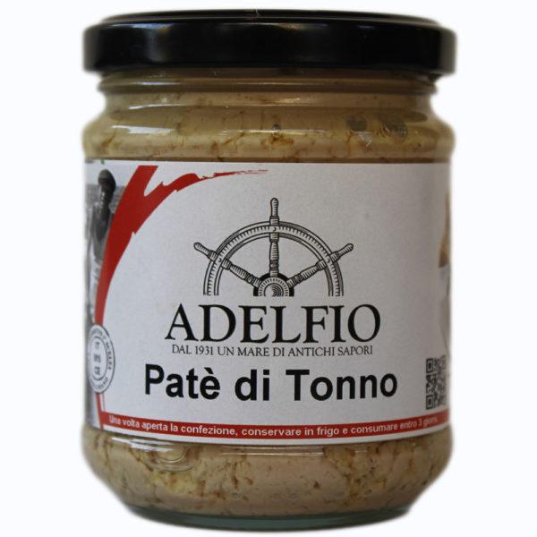 Patè di Tonno all'olio d'Oliva - 200 g