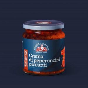 Crema di Peperoncini Piccanti - 100g