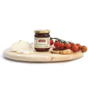 Capuliato di pomodoro Ciliegino e Cipolla - 200g