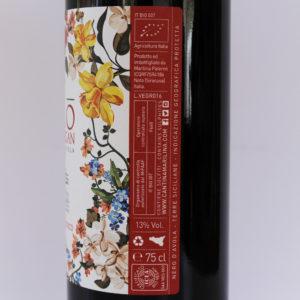 FLO Nero d'Avola 2012- IGP Terre Siciliane - Bio Vegan - 0,75 l