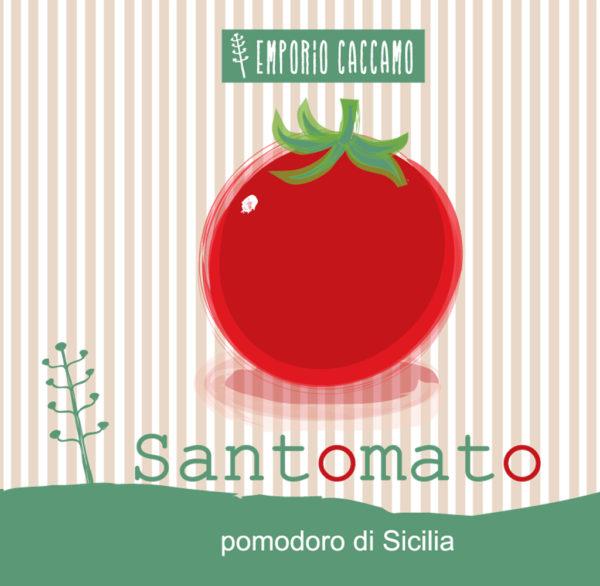 Santomato 2018 - Salsa di Pomodoro - 330ml