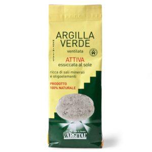 Argilla Verde Ventilata attiva - 500g