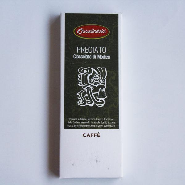 Cioccolato al CAFFE' – 50g