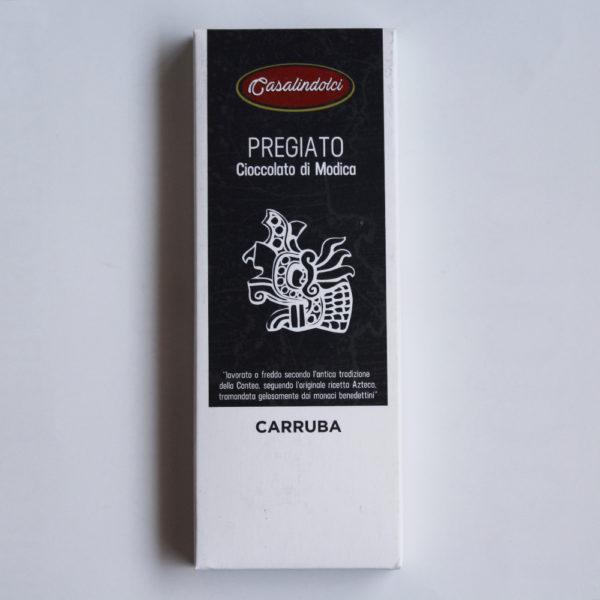 Cioccolato alla CARRUBA – 50g