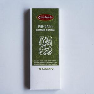 Cioccolato al PISTACCHIO – 50g
